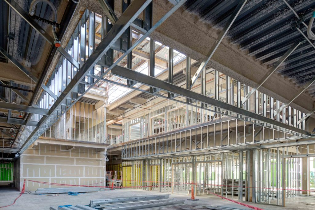 ETGB Group - Electrical Engineering Services - Building Under Construction